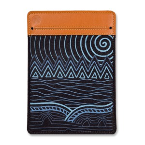 Tablet Sleeve 'Awesome' - KANCHA