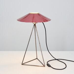 "Lampe ""Ouaga"" aus recycelten Ölfässern Post-Oil Industrial Design - Moogoo Creative Africa"