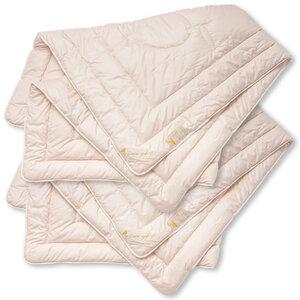 Bio Bettdecke Baumwolle 4-Jahreszeiten Kombibettdecke - purnatour