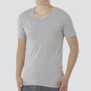 Fairtrade Single Jersey Shirt kurzarm - comazo|earth