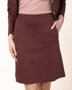 """Rock aus Bio-Baumwolle in Punto-Qualität """"Punto-Skirt"""" - Alma & Lovis"""