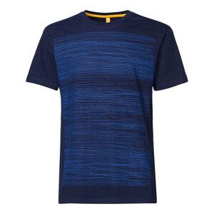 ThokkThokk Strokes Herren T-Shirt blue/midnight - THOKKTHOKK