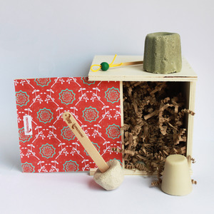 Zero Waste Wellnessbox - Lamazuna