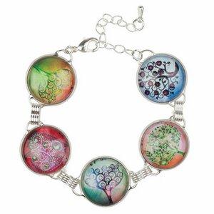 Bracelet Life Trees of Colors - The Pendant Warehouse