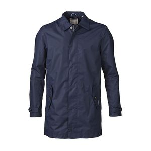Functional Carcoat - Total Eclipse - KnowledgeCotton Apparel