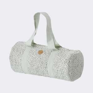 Mint Dot Duffel Bag - ferm LIVING