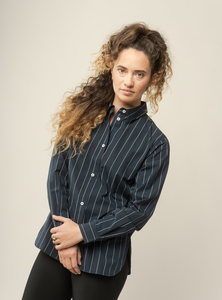 Damen Bluse NAINA aus Bio-Baumwolle - GOTS zertifiziert - MELAWEAR