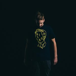 Men T-Shirt 'Visage' - DISKO
