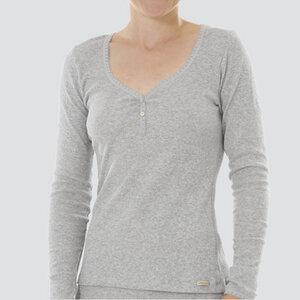 Fairtrade Maya Shirt langarm - comazo|earth