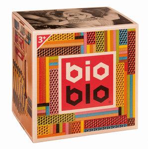 Bioblo-Bausteine aus 100% nachwachsenden Rohstoffen - Bioblo
