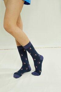 Socken | Weave Pattern Socks - People Tree