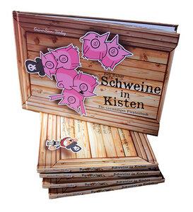 Schweine in Kisten - GrünerSinn-Verlag