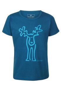 Mädchen T-Shirt Rudölfchen - Elkline