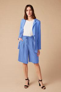 Shorts knielang für Damen - Orianne - Lana natural wear