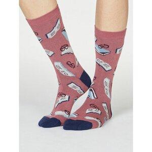 Socken Marey Bookworm - Thought