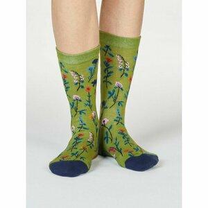 Socken Mondie Floral - Thought
