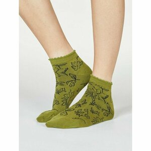 Socken Gollie Floral - Thought