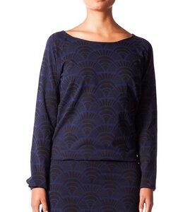 anzüglich-Shirt Nachtblau - anzüglich organic & fair