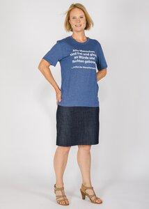 T-Shirt Menschenrechte - Green Size