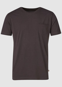 Basic Tee With Chest Pocket GOTS - KnowledgeCotton Apparel