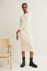 Strickkleid - Aline dress - aus Bio-Baumwolle - Basic Apparel