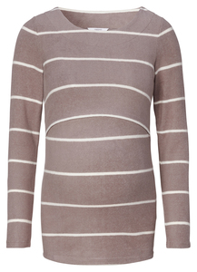 Umstandssweatshirt Stillshirt Softfeel - Noppies