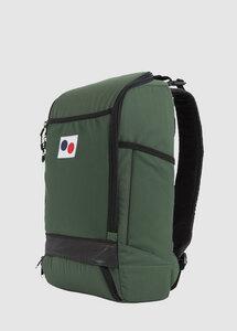pinqponq Backpack Cubik Large Matcha Green - pinqponq