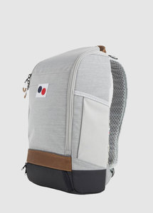 pinqponq Backpack Cubik Large Blended Grey - pinqponq