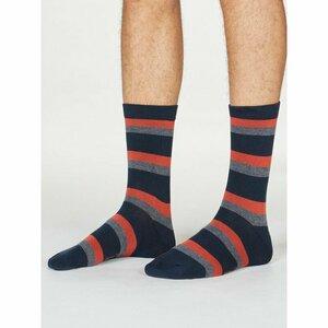 Socken Wilbert Stripe - Thought