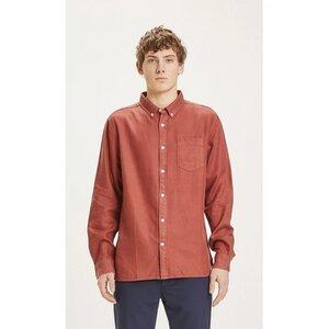 Larch LS Tencel Shirt - KnowledgeCotton Apparel
