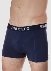 Men's Marine Blue Boxer Brief - Swedish Eco