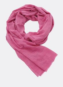 Schal aus Bio-Baumwolle – Magenta, 3210 - Djian Collection