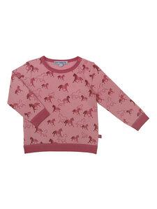 Baby Langarm-Shirt Pferde - Enfant Terrible