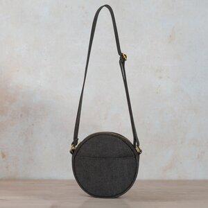 Tasche aus Bio-Baumwolle ANNI - NORDLICHT