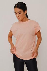 """Damen T-Shirt aus Bio-Baumwolle """"Natural Me"""" Besonnen Mindful Yoga Fashion - BESONNEN"""