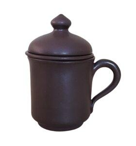 Teetasse mit Sieb und Deckel, 200 ml - ReineNatur