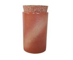 Vorratsdosen aus Keramik - in 5 unterschiedlichen Größen erhältlich - ReineNatur