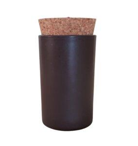 Vorratsdosen aus Keramik - in 3 unterschiedlichen Größen erhältlich - ReineNatur