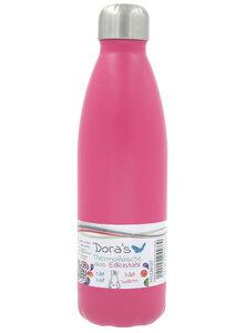 Dora's 0,75l Thermosflasche Edelstahl - verschiedene Farben - Dora