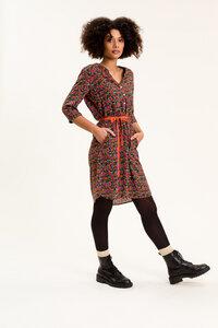 UVR Kleid Bergildina 2451 aus 100% Viskose - UVR Berlin