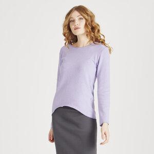 "Damen Sweater aus recycelter Baumwolle ""Lucia"" - Givn BERLIN"