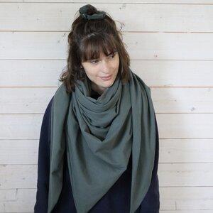 Schal aus Bio-Baumwolle - denkefair