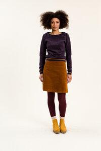 UVR Sweatshirt Loraina 2415 aus Bio-Baumwolle - UVR Berlin