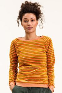 UVR Sweatshirt Loraina 2423 aus 100% Bio-Baumwolle - UVR Berlin