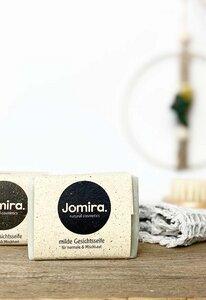 """Gesichtsseife - mild """"für normale bis Mischhaut"""" mit grüner Tonerde - JOMIRA. natural cosmetics"""