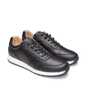 NAE Malin Black- vegane Sneakers zum schnüren - Nae Vegan Shoes