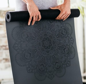 Yogamatte Rutschfest DIYogi Mandala - DIYogi