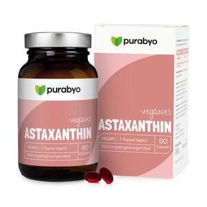 Astaxanthin - Purabyo