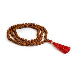Lotuscrafts Mala Gebetskette - Handgefertigt  - Lotuscrafts
