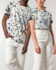 Damen und Herren T-Shirt Batik aus 100% Bio-Baumwolle - YTWOO